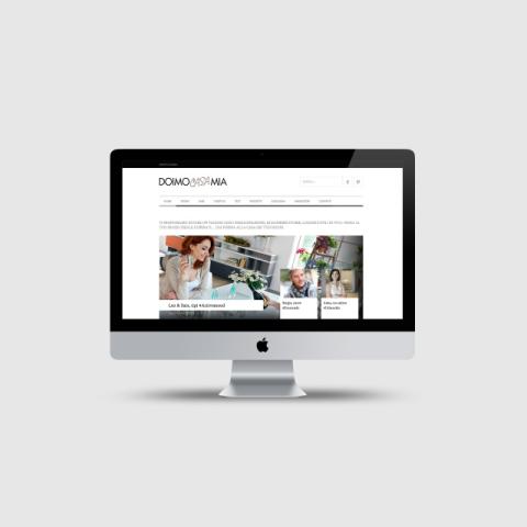 Piattaforma web Doimocasamia